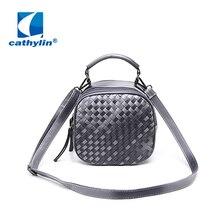 Luxury Women Designer Handbags High Quality Brand Vintage Women Shoulder Bags Knitting Lady Messenger Bags Bolsas Feminina