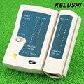 KELUSHI Бесплатная Доставка NS468 RJ11 RJ45 Тестер Кабельных Сетей Телефонной Линии Многофункциональный с Высоким Качеством