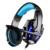 Kotion each g9000 3.5mm juego gaming headset auriculares auriculares con micrófono y luz led para el ordenador portátil tablet/xbox one/ps4