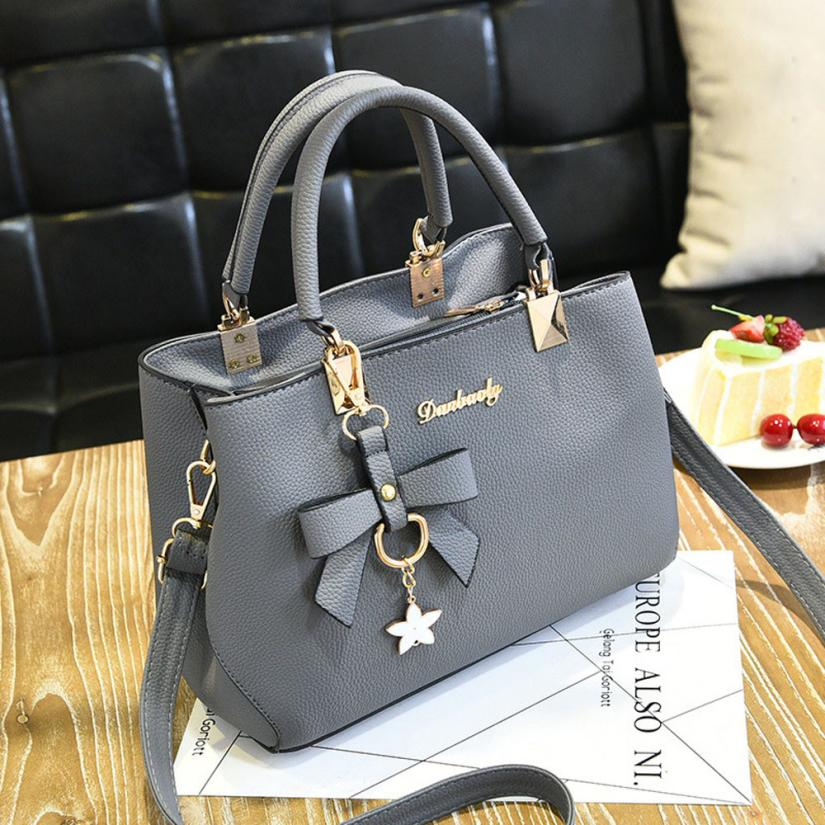 Boom Promotion in 2019, Crazy Purchase, Good Quality and Low Price, Handbags blue ordinary 49