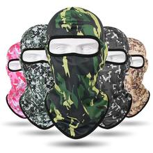 Buy Hot Sale Camouflage HobbyLane Men and Women Riding Masks Breathable Sunscreen Outdoor Bike Motorcycle Quick-drying Face Mask directly from merchant!