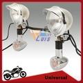Motorcycle Passing Driving led Turn Signal Spot Light bar Front Headlight Set For Harley Davidson Honda Yamaha Suzuki Kawasaki