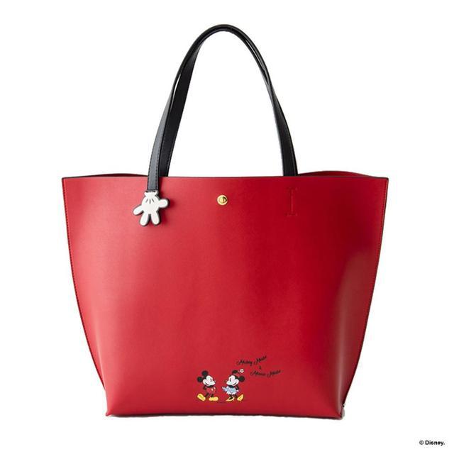 Disney Mickey mouse bezi Çanta Omuz Karikatür lady Tote Büyük Kapasiteli çanta Kadın Çantası moda el çantası omuz