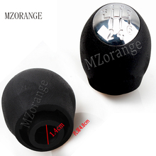 MZORANGE 1 Pcs 6 Speed Gear Shift Knob For Vauxhal For Opel Movano Vivaro For Renault Megane Scenic Laguna Espace Master turbo core cartridge chra for mitsubishi carisma space star nissan primera renault espace 4 laguna 2 megane scenic for volvo v40