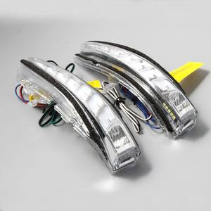Image 5 - מראת אורות תור דינמי אות מנורת ריצת אור עבור 2015 20 טויוטה Alphard Vellfire 30/35