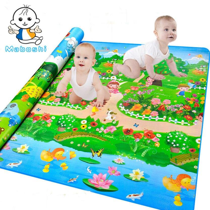 autorizado autntica calidad maboshi baby play mat jardn botnico del bosque parque de juegos para