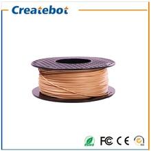 3d-drucker filament pla holz 1,75mm 0,8 kg kunststoff-gummi-material-verbrauchsmaterial für createbot/makerbot/reprap/up/mendel