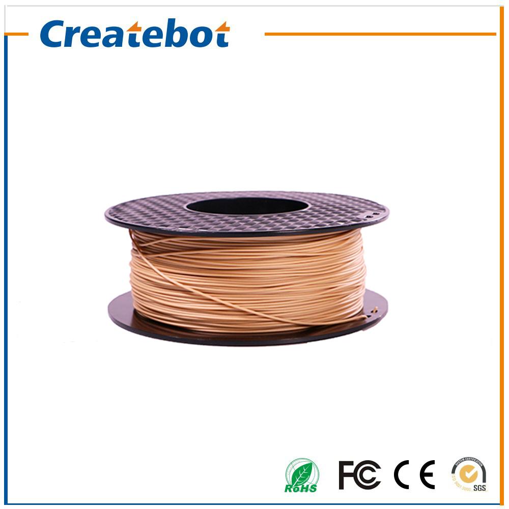 Prix pour 3d imprimante filament pla bois 1.75mm 0.8 kg en plastique 3d imprimante consommables matériel pour createbot/makerbot/reprap/up/mendel