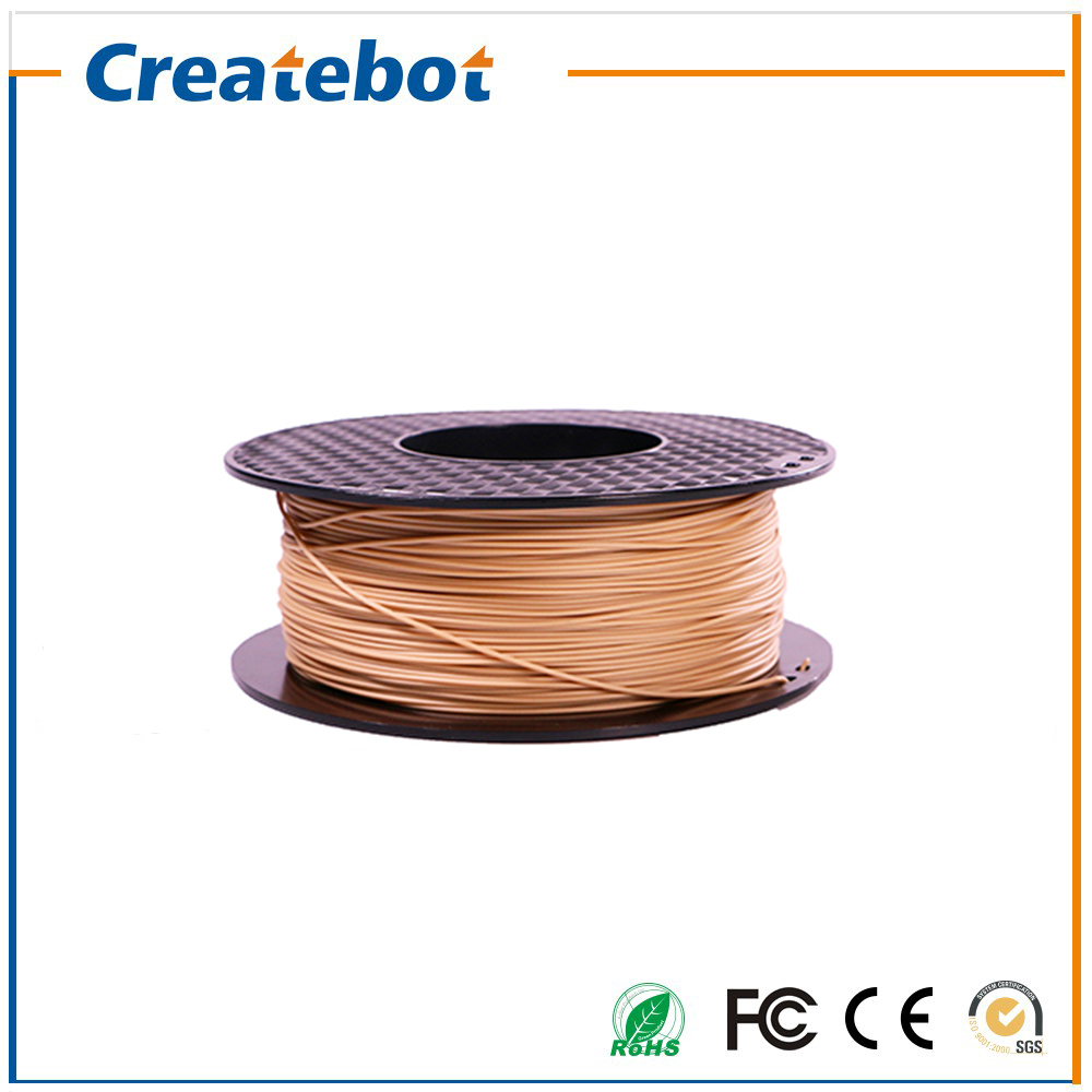 3d Printer Filament PLA Wood 1.75mm 0.8kg Plastic 3d