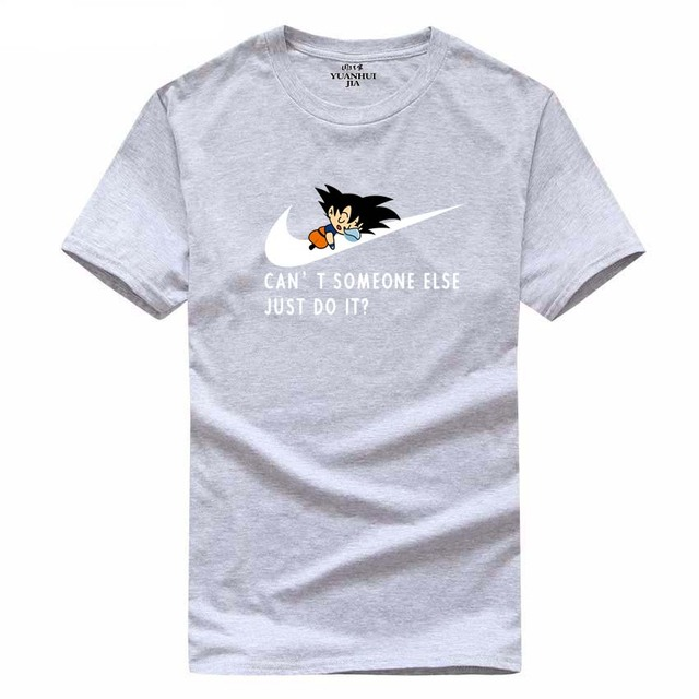 2017 Summer New Arrival Color dragon ball t shirt Men's T-shirt Men's Fashion T shirt Cool Tops Short Sleeve Hipster Tees