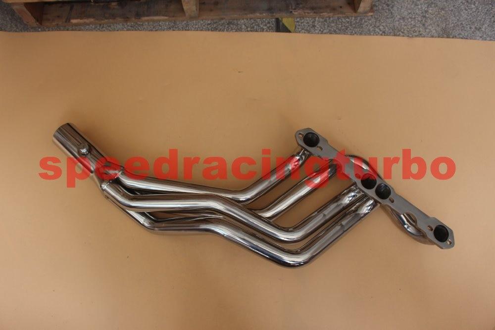 ls truck exhaust manifold flanges 2 5