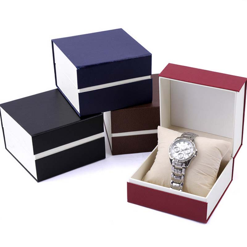Jewelry Storage Table Boxes Watches Boxes Hard Plastic