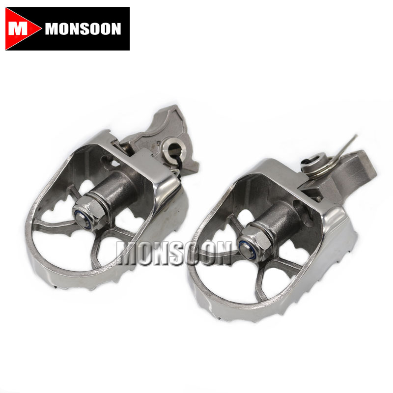 For BMW R1200GS LC 2013-2015, R1200GS Adventure LC 2005-2012 R1200GS 2009-2012 Motorcycle Rotating Footpegs Foot Pegs morais r the hundred foot journey