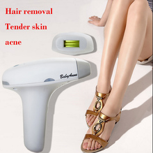 Hot!3 in 1 Flashes PRECISION PLUS IPL Hair Removal Whole Body Bikini Permanent Hair Removal laser Epilator Device DHL EMS ship