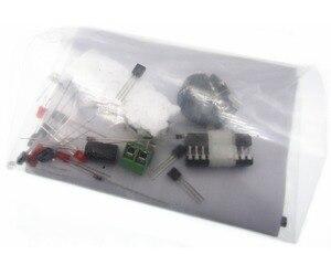 Image 2 - 10 יחידות DIY ערכות AT89C2051 אלקטרונית אלקטרוני שעון אלקטרוני צינור דיגיטלי תצוגת LED מודול חלקים ורכיבים DC 9 V 12 V