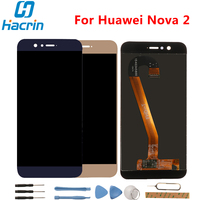 Huawei Nova 2 LCD Display Touch Screen High Quality 100 New Digitizer Screen Glass Panel For