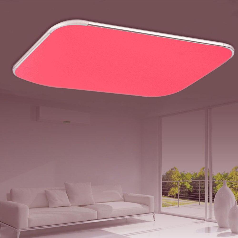 Deckenleuchten Led Wohnzimmer Farbwechsel 22w Led Deckenleuchte
