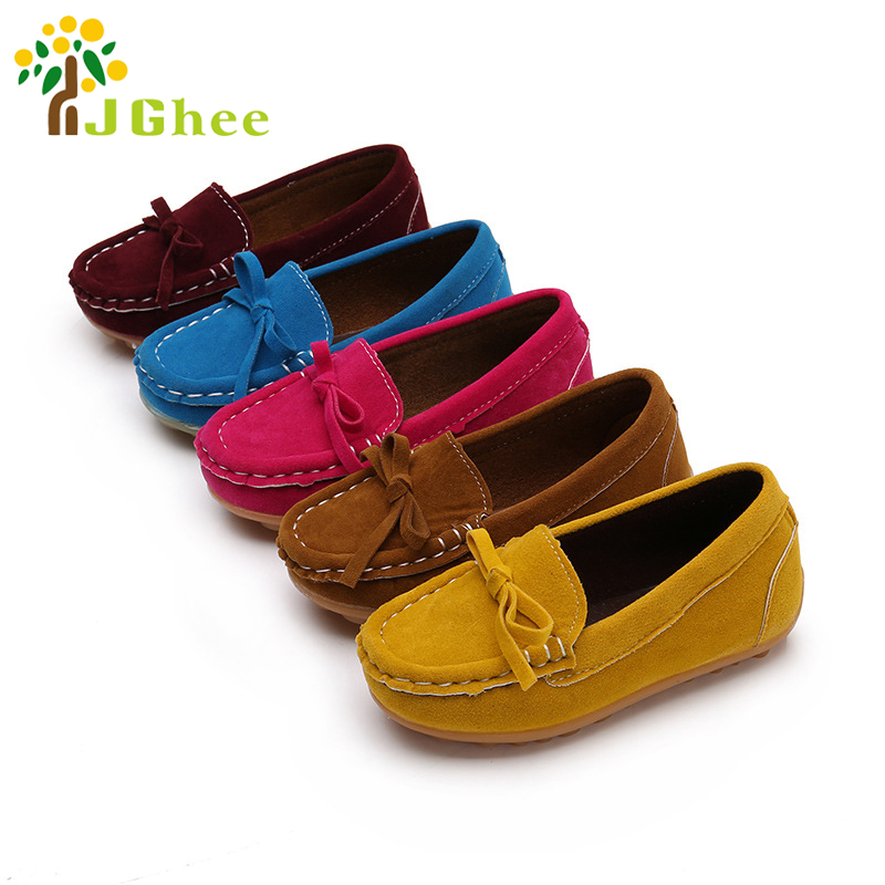 Hot Sale Fashion Kids Shoes Boys Girls Single Shoes Childrens Casual Sneakers Flats Loafers Soft Breathable 2-10 Years