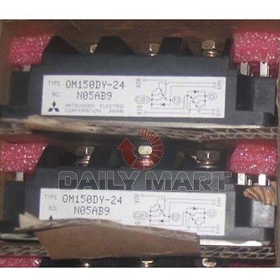 DHL/EMS 2 LOTS pour Origine NOUVEAU QM150DY-24 Transistor Modules, haute Puissance de Commutation 150A 1200 V