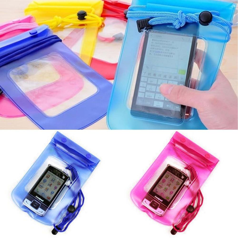 Высокое качество Водонепроницаемый сумка Чехол для iPhone 5 6 6 S SE 7 7 Plus для Samsung для Xiaomi Одежда заплыва <font><b>essential</b></font> телефона