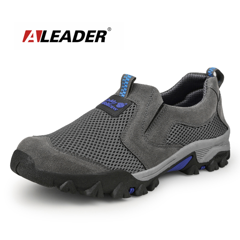 Mens Breathable Outdoor Shoess