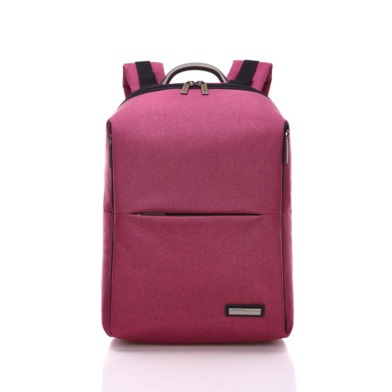ФОТО Men's Professional Business Nylon 14 inch Computer Laptop Backpacks Fashion Casual Travel Notebook Bags School Student Backpack
