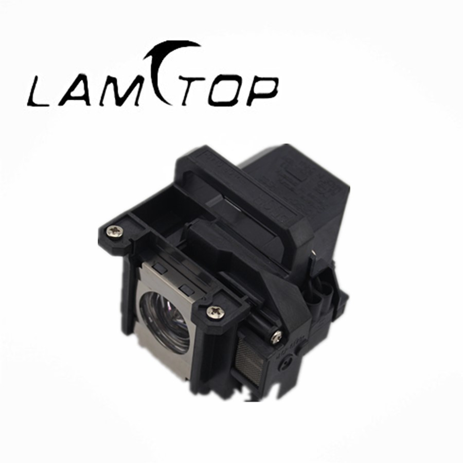 FREE SHIPPING  LAMTOP  180 days warranty  projector lamps with housing   ELPLP53/V13H010L53  for  EB-C1830 free shipping new projector lamps bulbs elplp55 v13h010l55 for epson eb w8d eb dm30 etc