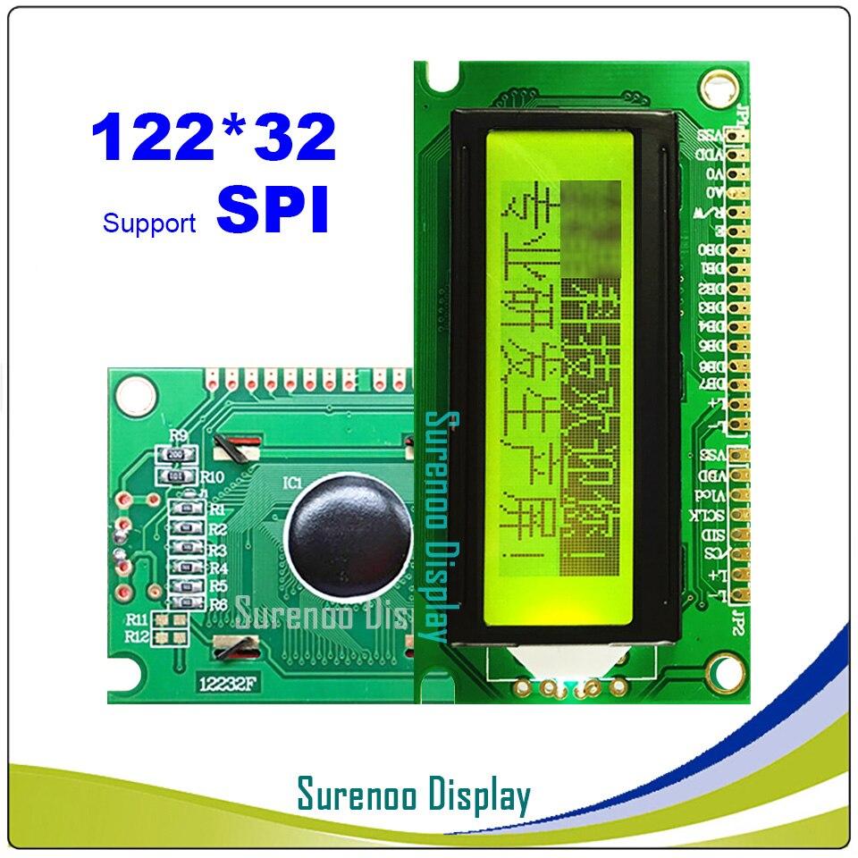 1pc 128x32 12832 128*32 Graphic Dot Matrix LCD Module