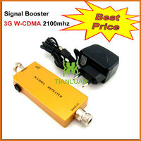 Mini 3G W CDMA Repeater Mobile Phone UMTS 3G Signal Booster WCDMA 2100Mhz Cell Phone Signal