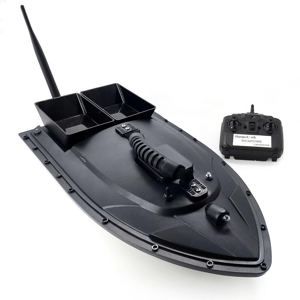 Flytec 2011-5 outil de pêche Smart RC appât bateau jouet double moteur détecteur de poisson bateau de pêche télécommande bateau de pêche bateau hors-bord - 6