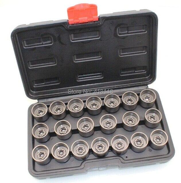 Anti-theft Screw Tool Disassembly Keys Master Wheel Lock Key Set For BMW F