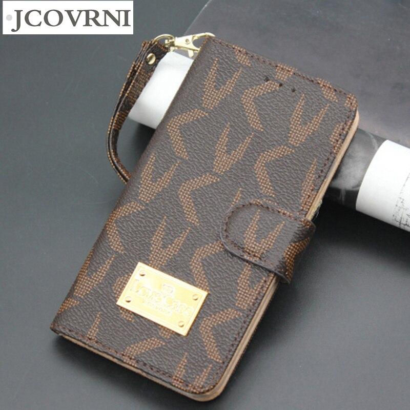 JCOVRNI Für Galaxy S8 S8plus luxus flip telefon brieftasche fall für Galaxy S9 S7Edge note9 note8 karte stil telefon fällen taschen coque