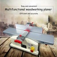 Flat Wood Planer Home Woodworking Bench Planer High Speed Wood Planer Copper Motor JJP 5015 220V