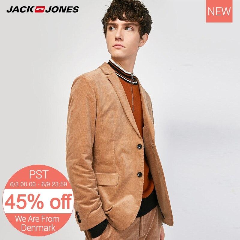 Jack Jones Men Casual Trendy Suits Blazer | 217308515