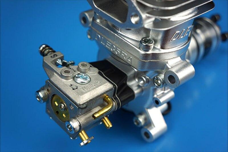 DLE ใหม่ DLE35RA 35cc DLE เบนซิน/เบนซินเครื่องยนต์สำหรับเครื่องบิน RC-ใน ชิ้นส่วนและอุปกรณ์เสริม จาก ของเล่นและงานอดิเรก บน   3