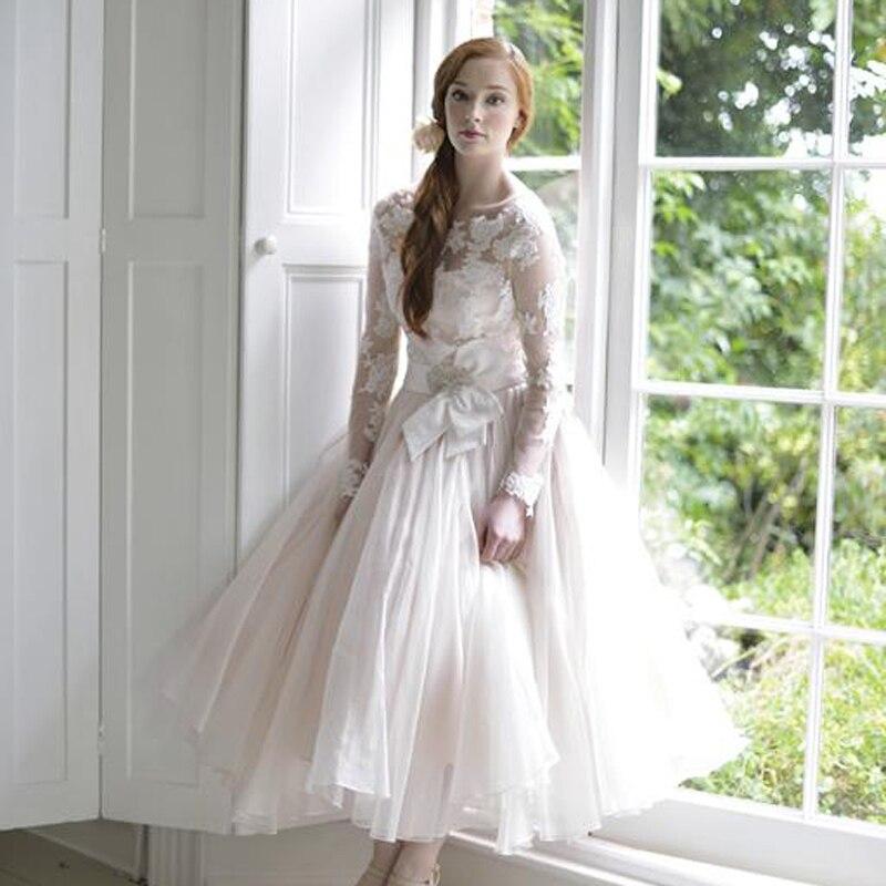 Online Get Cheap Long Tea Length Dresses -Aliexpress.com   Alibaba ...