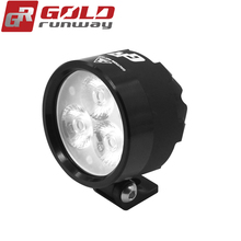 Goldrunway GR-EXP3 2400lm Power 18W Motorcycle Led Fog Spot White Headlight Working Light DC 12V External Light
