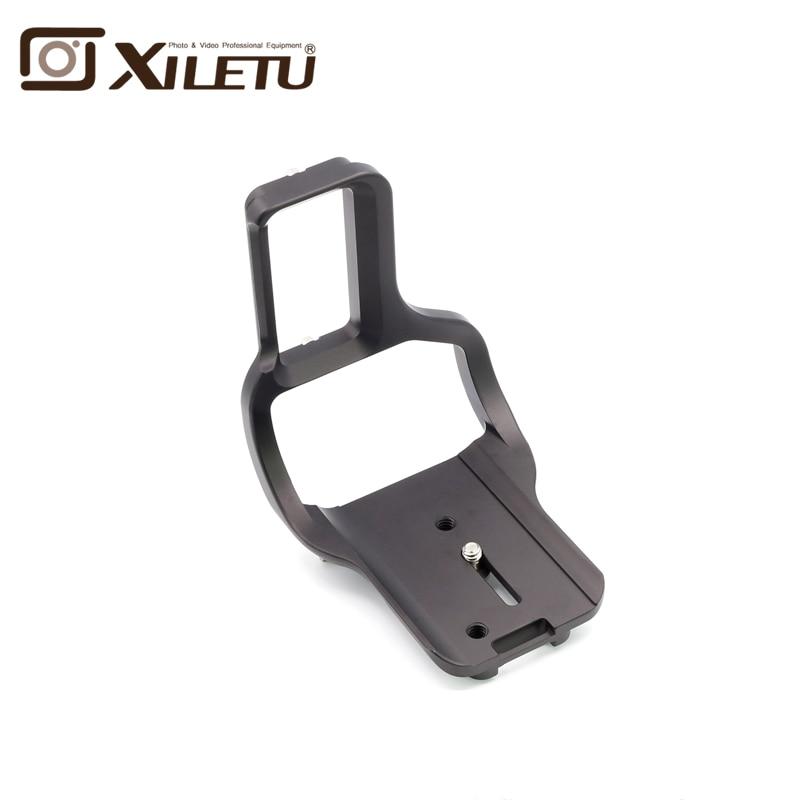 Xiletu LB-D5LBG Quick Release Plate Fasting Loading Plate For Nikon D5 ARCA Standard UNC1/4 inch