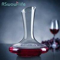 Glass Wine Decanter Decantador De Vino Home Decanter Wine Personality Pourer For Home Bar Wine And Drinking Utensils