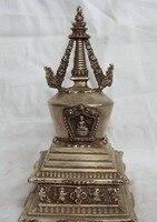 8 Тибет, буддизм, учительница серебряной ламы, буддистский ступа пагода, непальский, бесплатная доставка