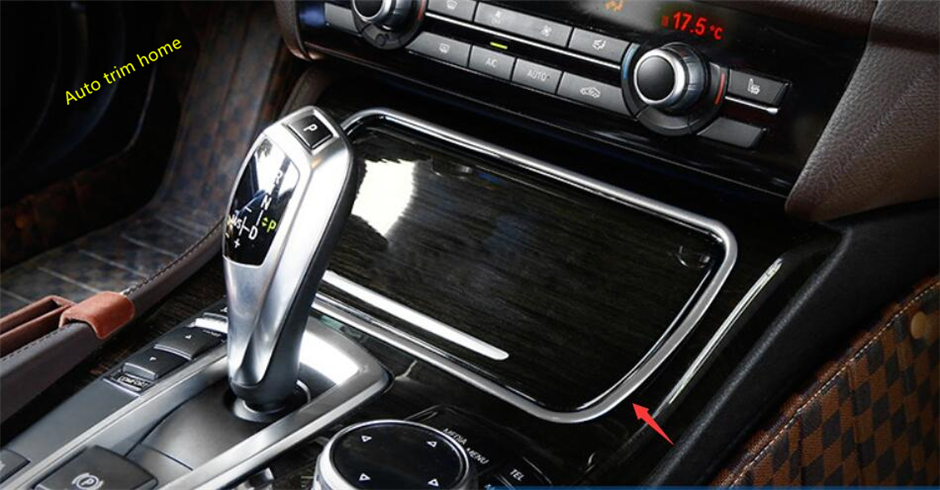 Interior for bmw 5 series 520i 525i 530i f10 f18 2011 2016 interior for bmw 5 series 520i 525i 530i f10 f18 2011 2016 stainless steel water cup holder decoration cover trim 1 pcs on aliexpress alibaba group sciox Choice Image