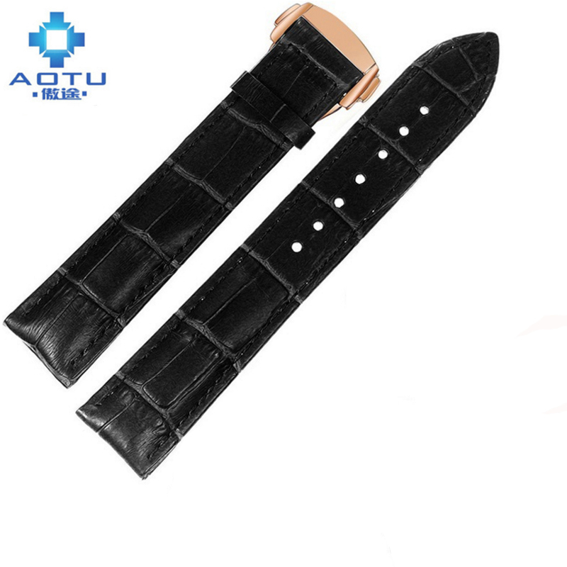 Leather Watch Straps For Omega De Ville/SEAMASTER/SPEEDMASTER Watches Men Genuine Leather Watchbands Vintage Clock Band 20mmLeather Watch Straps For Omega De Ville/SEAMASTER/SPEEDMASTER Watches Men Genuine Leather Watchbands Vintage Clock Band 20mm