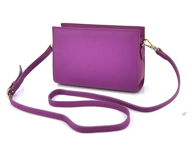 Women Genuine Leather Mini Handbag Shoulder Cross Body Box Bag Satchel Messenger Fashion Simple Elegant Lady Purse Sling Pouch