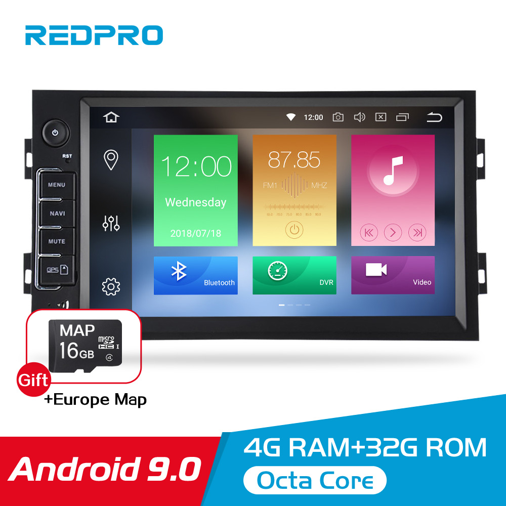 8 Core Android 9.0 Car DVD player GPS Multimedia Stereo For For PEUGEOT 308S Auto Radio Audio Navi Video Headunit 4G RAM+32G ROM-in Car Multimedia Player from Automobiles & Motorcycles