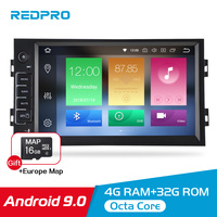 8 Core Android 9.0 Car DVD player GPS Multimedia Stereo For For PEUGEOT 308S Auto Radio Audio Navi Video Headunit 4G RAM+32G ROM