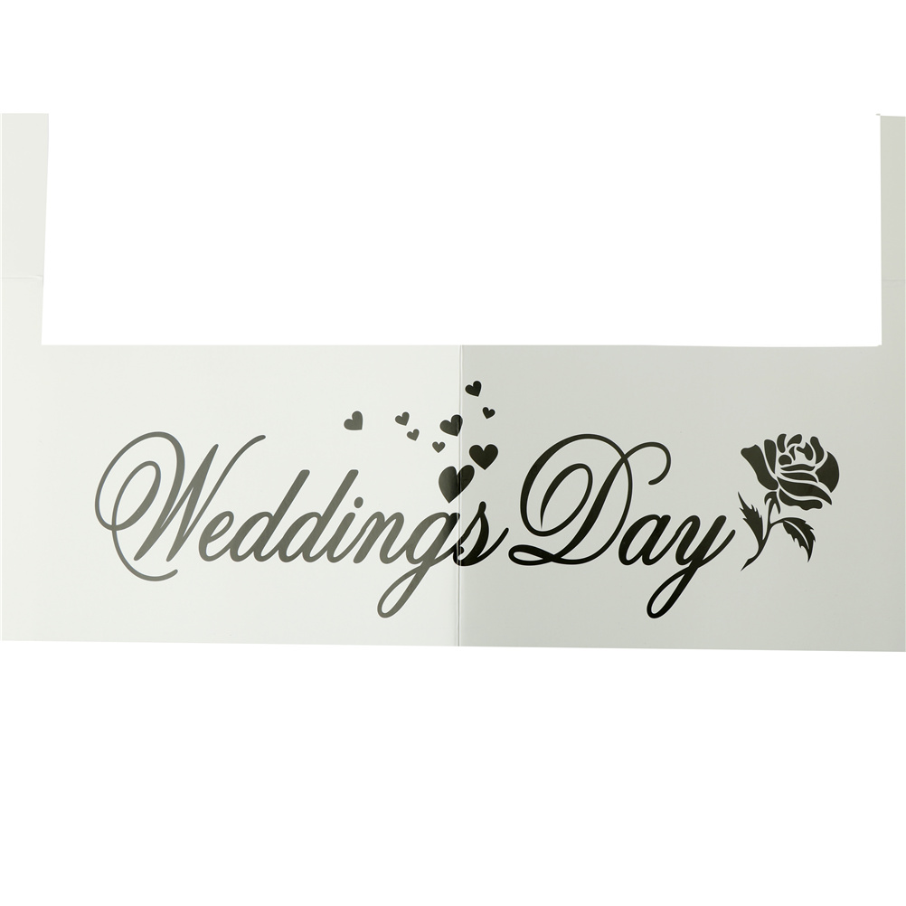 1PC Creative Photo Booth Wedding Favors Romantic Wedding Photo Frame ...