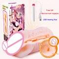 Male Masturbator Sex Toys for Men Vagina Real Pussy 5 Types Virgin Pocket Pussy Artificial Vagina Adult Sex products