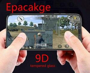 Image 2 - 9D ป้องกันสำหรับ iPhone 7 iPhone 8 Xr Xs Xs Max กระจกนิรภัยสำหรับ iPhone X 6 6s 7 plus 100pcs DHL