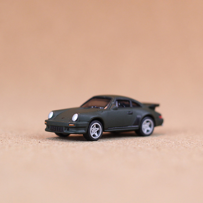 Äkta Original RUF Collectible Super Alloy Draga Back Car1: 72 Bilar - Bilar och fordon - Foto 5