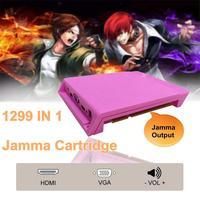 Pandora's Box 5s 1299 in 1 Jamma Board Arcade Mutli Game PCB Support VGA / HDMI